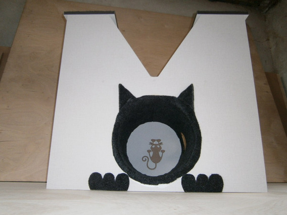 Toca/arranhador Para Gatos