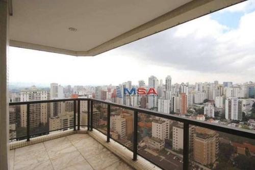 Cobertura À Venda, 500 M² Por R$ 4.500.000,00 - Perdizes - São Paulo/sp - Co0287