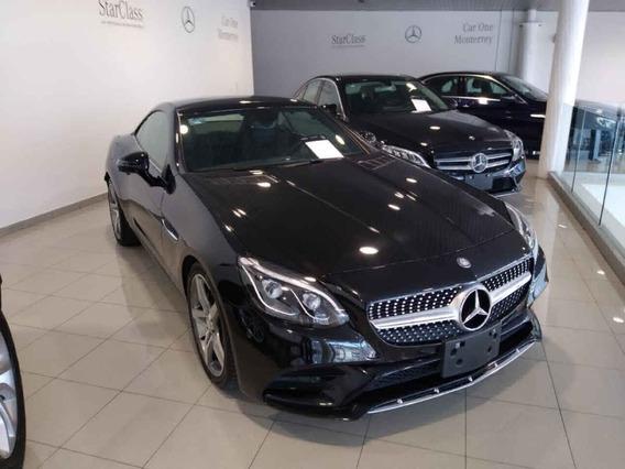 Mercedes-benz Clase Slc 2017 2p Slc 200 L4/2.0 Aut