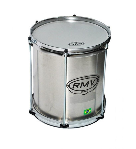 Repique Fanfarra 10x30 De Aluminio Rmv Ptas01210