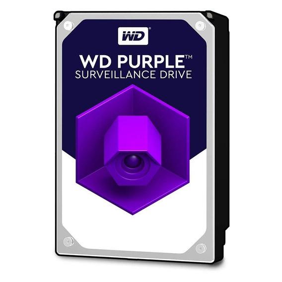 Hd Wd Purple 12tb Teras Sata 6 Gb/s 256mb Wd121purz 7200rpm