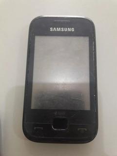 Celular Samsung C 3312 Para Retirar Peças Os 18206