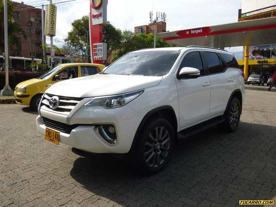 Toyota Fortuner Urbana 2.7 At 4x2