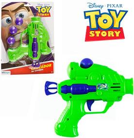 Pistola Lanca Bola Com 3 Bolas Toy Story Na Cartela