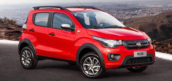 Fiat Mobi 1.0 0km Entrega Inmediata A $90.200 Tomo Usados A-