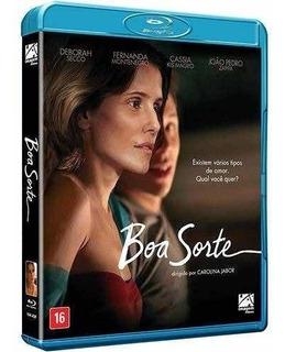 Blu-ray Boa Sorte