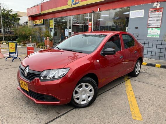 Renault Logan Autentique 2017 Aa