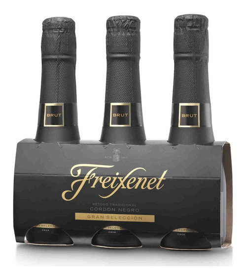 Freixenet Fx Mini Trhee Pack