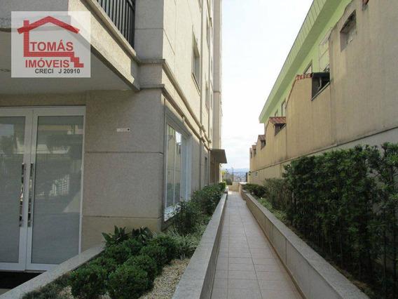 Apartamento Residencial À Venda, Vila Pereira Barreto, São Paulo. - Ap0375