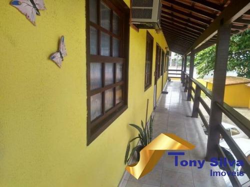 Casa / Apartamento Em Condomínio 2 Quartos Nas Palmeiras Em Cabo Frio!!! - 986