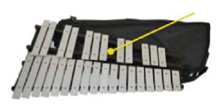Metalofono (glokenspiels) Cromatico C.s.m. 2 1/2 Octava