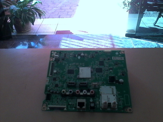 Placa Principal Lg 32lj600b / Eax67274103(1.0)