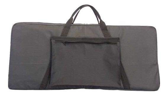 Capa Bag Teclado 5/8 Almofadada Luxo Yamaha Korg