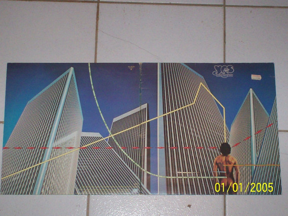 Lp Yes Going For The One - 1977 - Importado - Germany