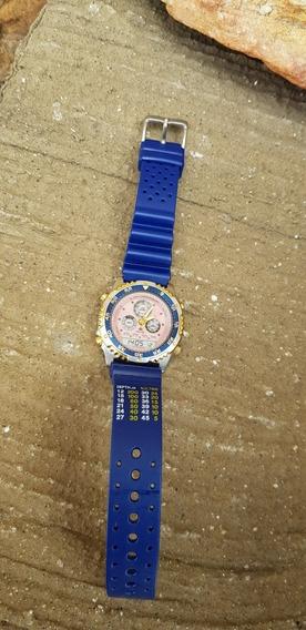 Relógio Citizen Combo C110 Rose Raríssimo