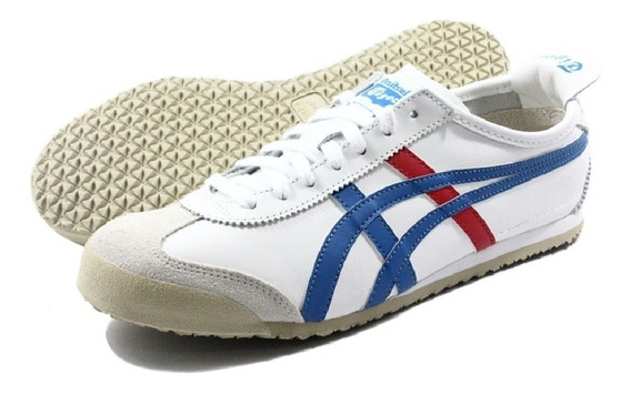 Onitsuka Tiger Mexico 66 Asics Cuero Kill Bill Casual Retro
