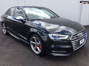 Audi S3 Negro 2017