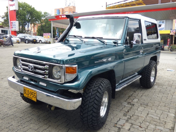 Toyota Land Cruiser Landcruiser Fzj 73