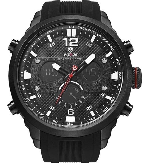 Relógio Masculino Weide Anadigi 10363
