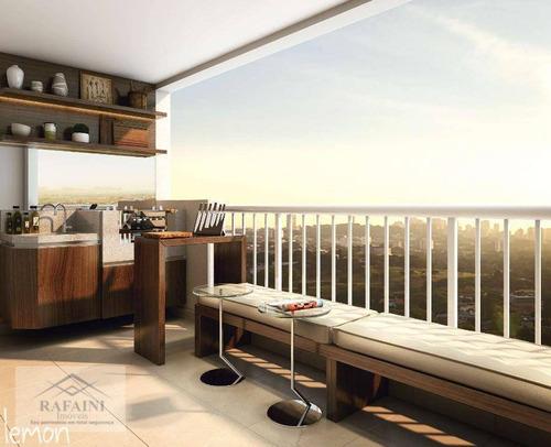 Imagem 1 de 19 de Apartamento Com 3 Dormitórios Em Construção À Venda, 70 M² Por R$ 486.000 - Belenzinho - São Paulo/sp - Ap1168