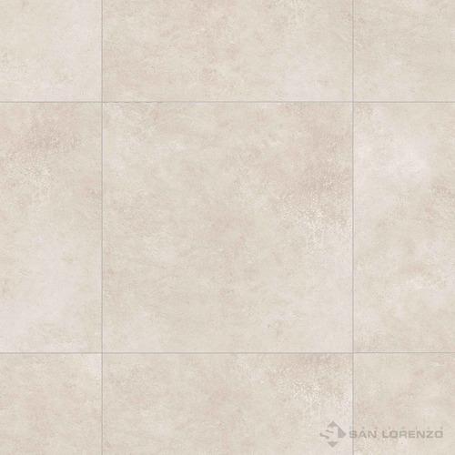 Imagen 1 de 8 de Piso Ceramico 1° Calidad 45,3x45,3 Duetto Tiza San Lorenzo