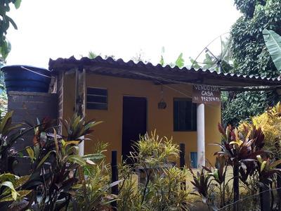 Casa De Praia Em Itacuruça Ilha Da Gamboa Mobiliada