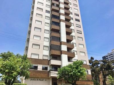 Apartamento No Centro Com 3 Quartos Para Locação, 95 M² - 6910