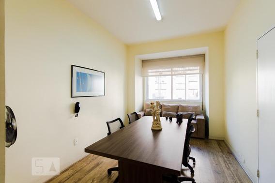 Apartamento Para Aluguel - Santa Cecília, 1 Quarto, 55 - 893114306