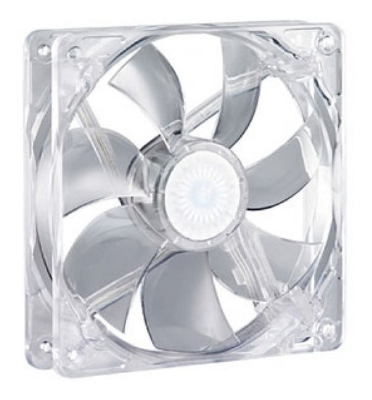 Fan Led Cooler 80 X 80 Colores Rgb 4 Pines Cpu 80mm Ditron