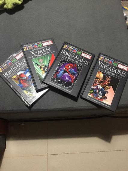 Coleção Marvel Graphic Novel Salvat