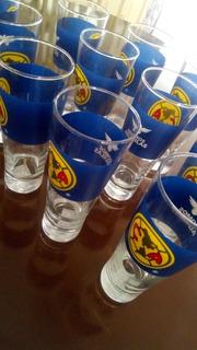 1 Vaso Cervecero Club América 388 Ml / 13.1 Oz De Colección