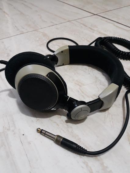 Fone Technics Rp1200 Dj Usado
