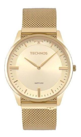 Relógio Technos Classic Slim 9t22am/4x