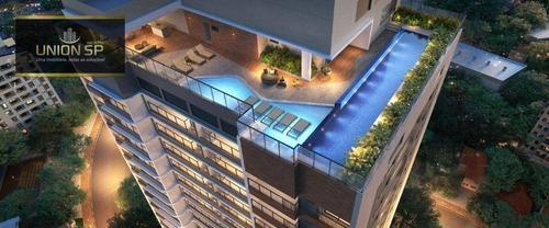 Imagem 1 de 14 de Apartamento Com 2 Dormitórios À Venda, 78 M² Por R$ 1.114.757,00 - Pompeia - São Paulo/sp - Ap49841