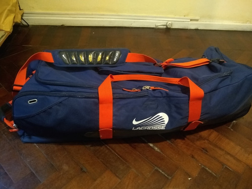 Bolso De Viaje Para Golf, Lacrosse,hockey,baseball,softball