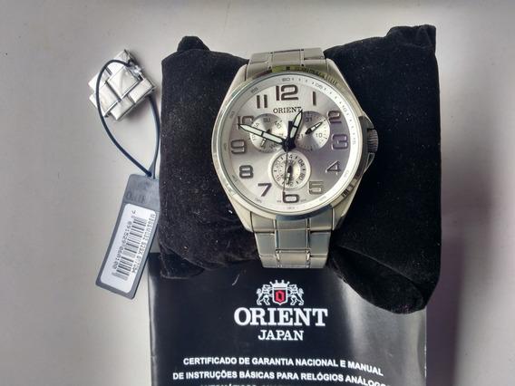 Relógio Orient Masculino Excelente Grande