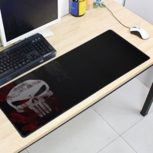 Mousepad Pc Gamer 70x35 Estampado Tapete Justiceiro