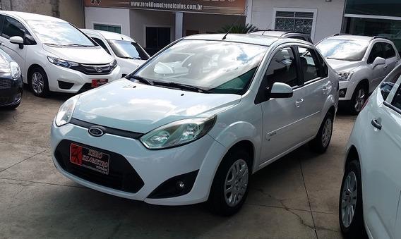 Fiesta Sedan Rocam Se 1.6 Flex Branco 2014