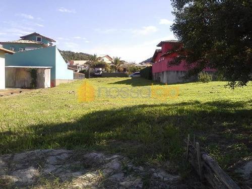 Terreno À Venda, 392 M² - Várzea Das Moças - Niterói/rj - Te0050