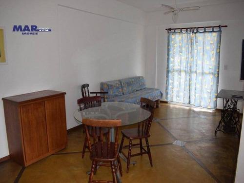 Imagem 1 de 5 de Apartamento Residencial À Venda, Jardim Guaiuba, Guarujá - . - Ap7685