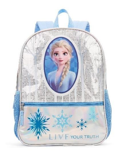 Elsa De Fronzen 2, Mochila Escolar Original Disney