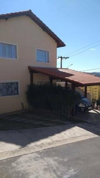 Lindo Sobrado Em Condomínio Fechado, 2 Quartos, 1 Vaga Em Franco Da Rocha - Dg3005