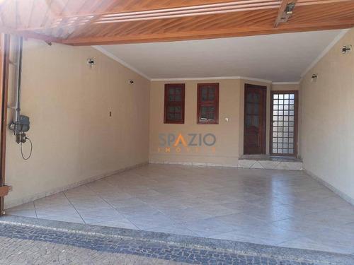 Imagem 1 de 19 de Casa Com 2 Dormitórios À Venda Por R$ 350.000 - Recanto Paraíso - Rio Claro/sp - Ca0451