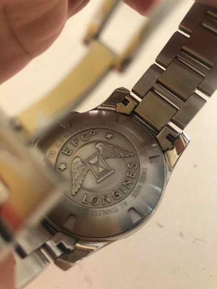 Reloj Longines Conquest Cuarzo