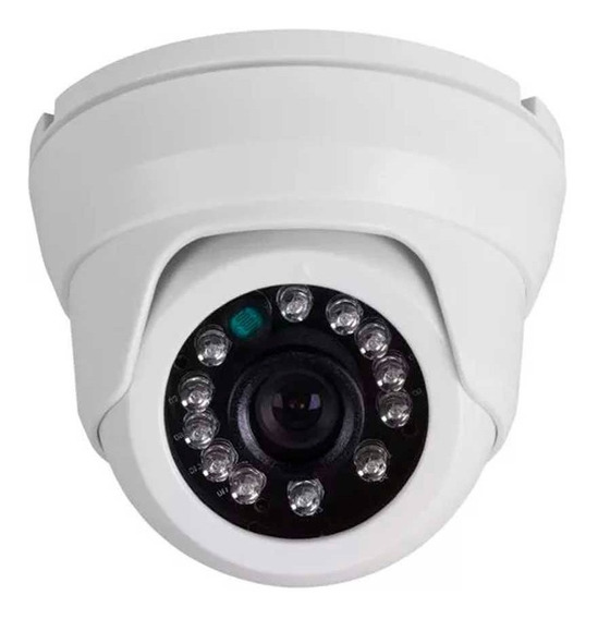 Camera Interna G4 Ir Vmd 1120 Ir 20m Intelbras P/ Dvr Cftv