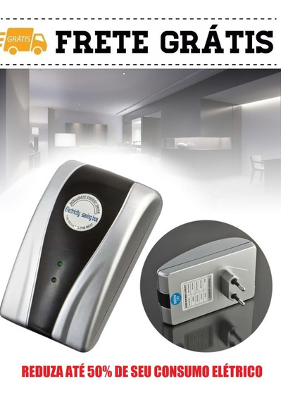 Ecovolt Redutor De Consumo De Energia Elétrica Bivolt
