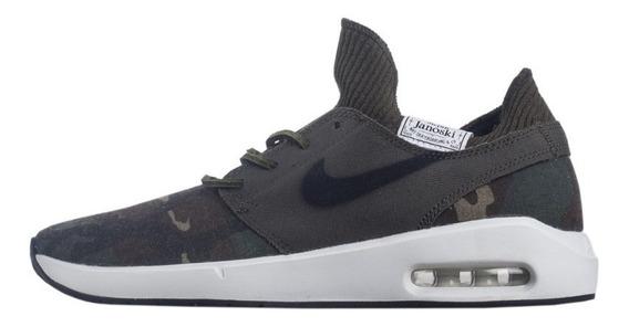 Tênis Nike Original Sb Air Max Janoski 2 Prm