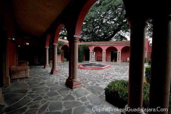 Casa De Lujo En Ajijic Chapala Hacienda Los Santos