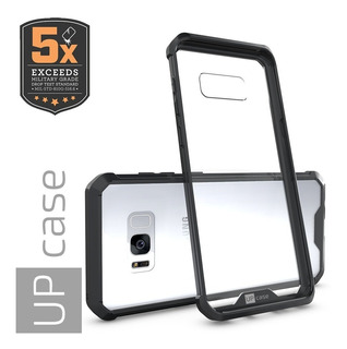 Capinha Capa Up Case Galaxy S8 Air Hybrid Slim Preta