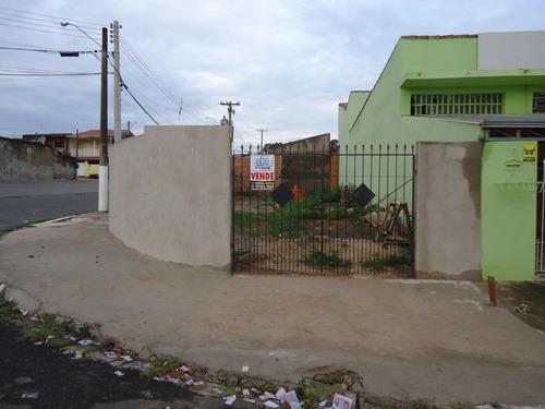 Terreno - Venda - Jardim Nova América - Cod. Te0092 - Vte0092